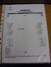15/02/2011 AC MILAN V Tottenham Hotspur [UEFA CHAMPIONS LEAGUE] - metà tempo Repo