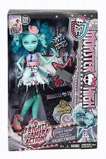 Monster High Frights Camera Action Honey Swamp Doll  New!