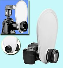 DIFFUSORE SOFTBOX POP UP INTERNO FLASH FOTOCAMERA NIKON D4 D5100 D7000 D3100 D3S