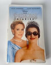 The Princess Diaries (VHS, 2001) Clam Shell Disney NEW SEALED