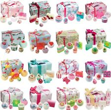 Bomb Cosmetics Gift Sets Luxury Pre wrapped Bath Pamper Natural Ingredients NEW