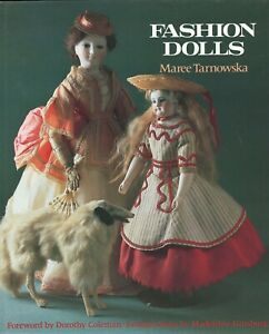 Antique French Fashion Bisque Dolls - Types Makers / Scarce Book