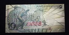 Chine - Billet Doré 24k - 10 Yuan 2008 - Jeux Olympiques de Pekin - NEUF