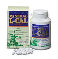 Umeken Mineral L Calcium (1,300 balls) with Quick Absorb.+ VD3, High quality Cal
