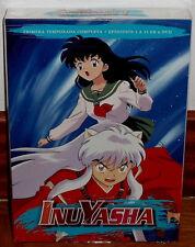 INUYASHA 1ª TEMPORADA COMPLETA 6 DVD NUEVO ANIMACION MANGA (SIN ABRIR) R2