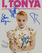 I, Tonya signed 8x10 x5 Margot Robbie Allison Janney Sebastian Stan