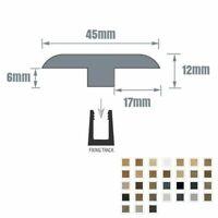 Laminate Threshold T Bar 0.9M 900mm To Match Kronoswiss Pergo Quickstep Flooring