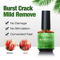 15ML Nail Gel Polish Burst Magic Remover Soak Off UV LED Nail Polish Cleaner LIU