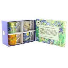 Vincent Van Gogh Set of 4 Mugs Lp92362