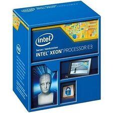 Intel XEON ES QE6J E3-1230 v3 LGA 1150 3.3GHz Quad Core E3-1230v3