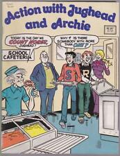 Action with Jughead and Archie - 1989  Australian Edition, Magazine format