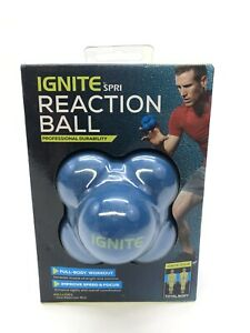 Ignite by SPRI Reaction Ball for depth perception and overall coordination.