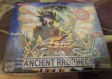 Yugioh: Ancient Prophecy, Factory Sealed Booster Box Unlimited Edition