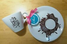 Espresso Cup / Turkish & Saucer (NEW) - Coffee set from Egypt