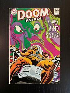 Doom Patrol 119, Classic DC Silver Age Series, VF