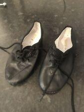 Bloch en cuir blanc semelle split jazz chaussure so403l