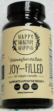 Happy Healthy Hippie Joy-Filled Positive Mood Dietary Supplement - 60 Capsules