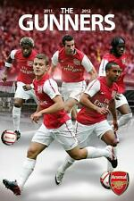 Arsenal Jugadores : 2011-2012 - Maxi Póster 61cm x 91.5cm (nuevo y sellado)