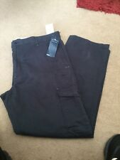 marks and spencer blue harbour Cargo Trousers Bnwt Size Waist 42