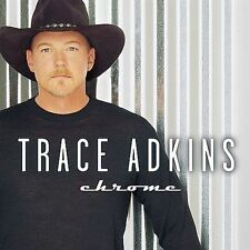 FREE US SHIP. on ANY 2+ CDs! ~Used,Good CD Adkins, Trace: Chrome