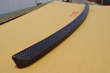 Carbon Chevrolet Malibu Trunk Deck Lip Spoiler OE Type Sedan Chevy 2008-2011