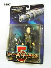 Babylon 5 Collector Series Ambassador Londo Mollari Action Figure Vintage 1997