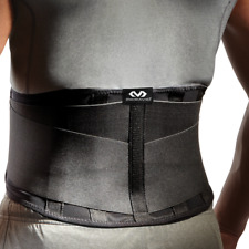 McDavid Lightweight Back Support Lumbar Brace Orthosis Compression Sport