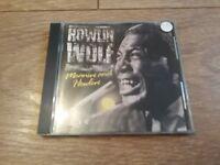 HOWLIN' WOLF - MOANIN' AND HOWLIN' CD ALBUM - 24 TRACKS