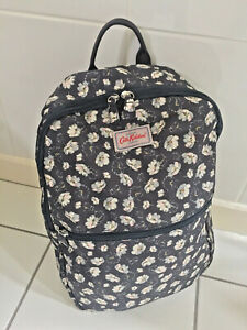 Cath Kidston Foldaway Backpack Falling Cosmos Floral  Design New with tags