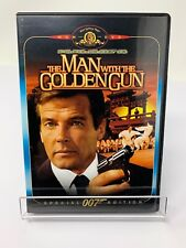 The Man with the Golden Gun (DVD, 2000)