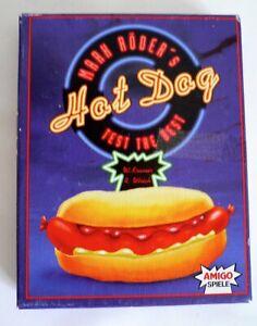KRAMER / ULRICH - MARK RÖDER'S HOT DOG - TEST THE BEST -1996 AMIGO SPIELE 6950