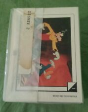 WALT DISNEY SERIES 2 COMPLETE SET OF TRADING CARDS NM/MT CONDITION MICKEY & CO