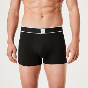 Alpha Mens 3 Pack Fitted Trunks S - 7XL