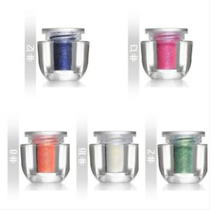 Bissu Glitter 7 Colors to Choose  Pink White Blue Gree Orange Green NWT