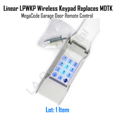 Linear LPWKP Wireless Keypad Replaces MDTK MegaCode Garage Door Remote Control
