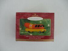 Hallmark Keepsake Ornament 2001 - 2000 Oscar Mayer Wienermobile