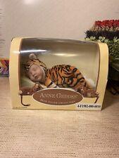 Tiger Doll Baby in Original Box made by Anne Geddes