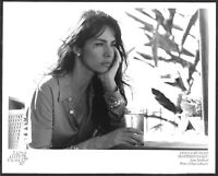 ~ Anne Parillaud ORIGINAL 1990s Promo Portrait Photo Shattered Image