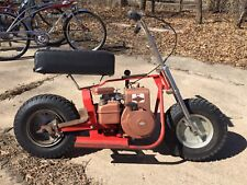 Vintage Powell Challenger Mini Bike Old