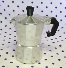 Stove Top Espresso Cuban Coffee Maker Pot Cappuccino Latte 1 Cup Camping Office