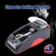 Electric Automatic Cigarette Injector Rolling Machine Tobacco Maker Roller +