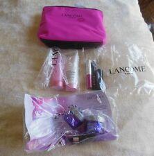 Lancome 9-Piece Beauty Set -Free Lancome Tote & Matching makeup Bag W/Purchase