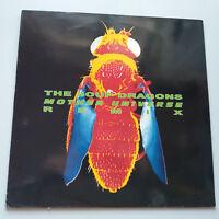 """The Soup Dragons - Mother Universe Remix Vinyl 12"""" Single 1st 1990 EX+/EX+"""