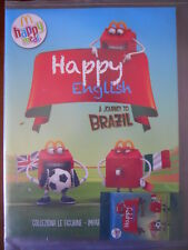 Album Figurine Mc Donalds HAPPY ENGLISH con 1 pacchetto di figurine  [C83]