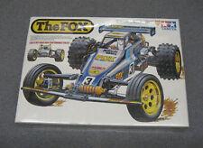 RC Tamiya Kit The Fox blistered 58051 NEW / NIB 1985