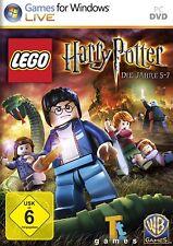 PC Computer Spiel ***** LEGO Harry Potter 2 - Die Jahre 5-7 *************NEU*NEW