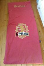 Harry Potter Sleeping Bag/Snuggle Sack - Official Warner Bros Merchandise (RARE)