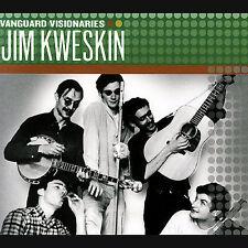 Vanguard Visionaries: Jim Kweskino by Jim Kweskin (CD, Jun-2007, Vanguard) M+