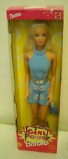 #2862 NRFB Mattel Foreign Philippines Girl Power Barbie Doll Foreign Issue