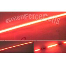 56cm 48 LED impermeable flash Coche Knight Rider Tira de Luces SMD 20 MODOS ROJO